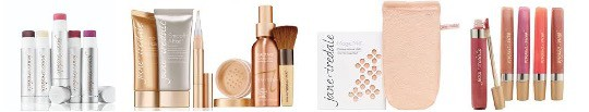 Jane Iredale Makeup Line