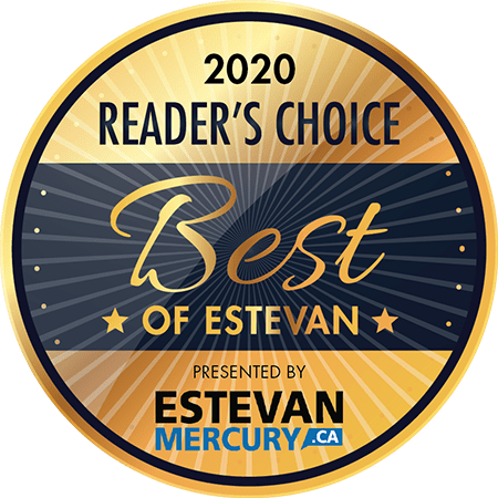 Best of Estevan Readers Choice Award Logo